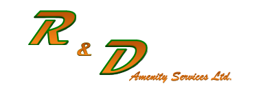 R&D Spray Services Amenities Logo